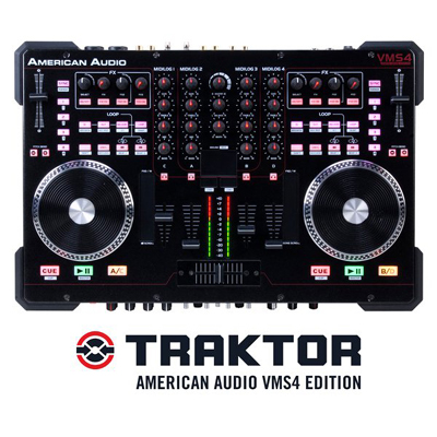 American Audio VMS 4.1 Traktor Released