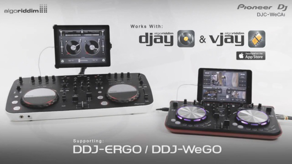 [Video] Pioneer DJ WeCAi Cable Connects ERGO/WeGO to iPad