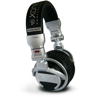 Allen & Heath Xone XD:53 Headphone Giveaway Winner Announced