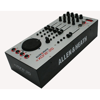 Allen and Heath Xone:2D Mixer