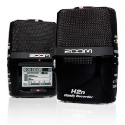Zoom H2n Portable Recorder