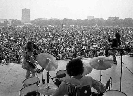 Jimi Hendrix Atlanta Pop Festival