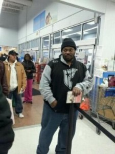 Beanie Sigel Outside Store