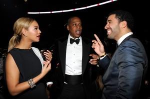 Drake Jay Z Beyonce