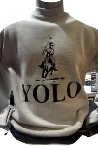 Drake Yolo Sweatshirt