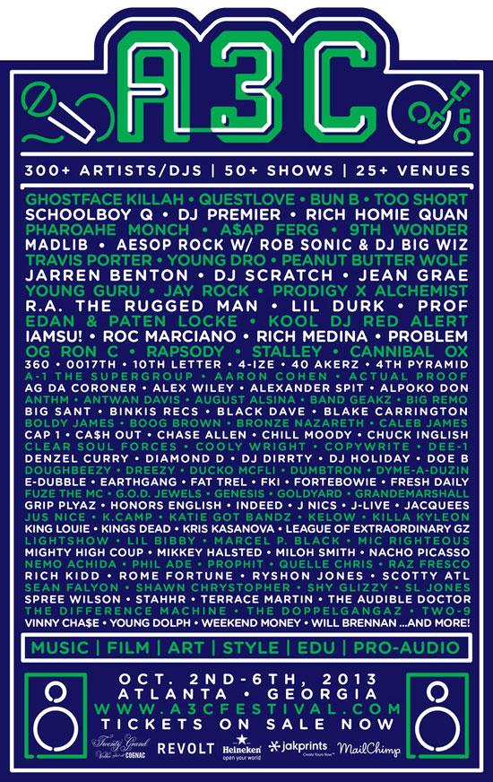 A3C Festival 2013