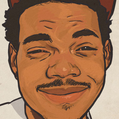 "All 79 Things Chance the Rapper Hates on ""No Better Blues"""