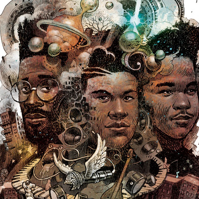 De La Soul is 26 Years Deep & Still Rising