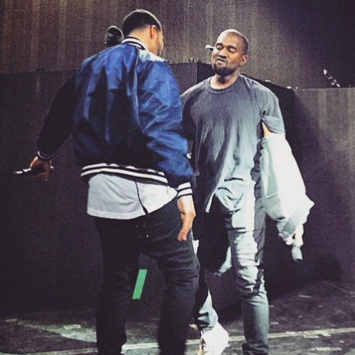 """Drake Wrote on Two Songs for Kanye's """"The Life of Pablo"""