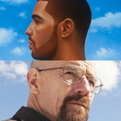 Breaking Rap: Drake is the Hip-Hop Walter White