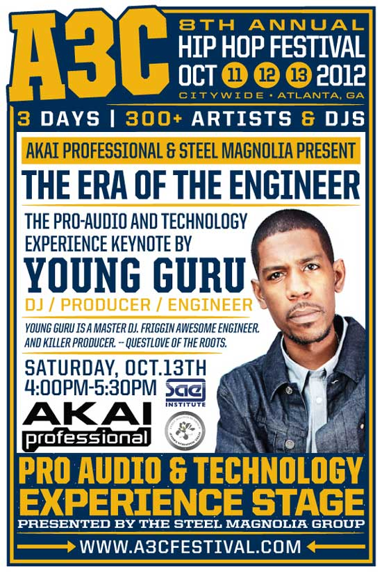 Young Guru the Era of the Engineer