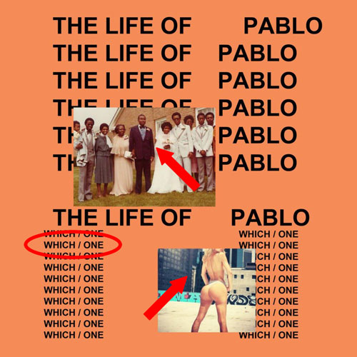 kanye west album covers