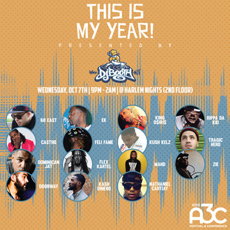2015-09-25-djbooth-a3c-my-year-show