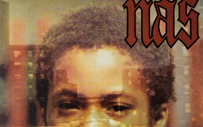 Nas Illmatic Cover