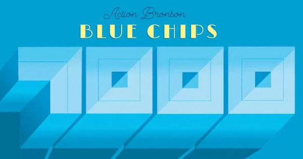 Action Bronson 'Blue Chips 7000' Cheat Code Album Review Pic