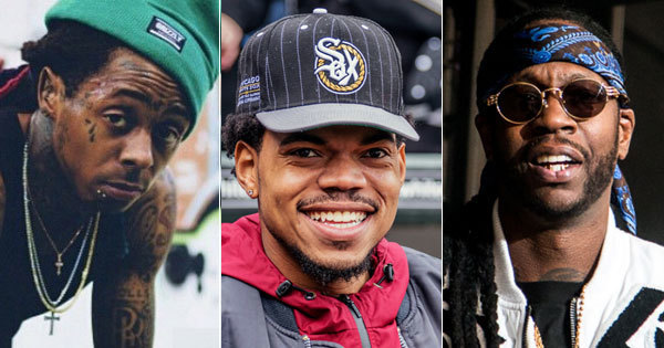 Holy Sh*t You Need to Hear Chance the Rapper, Lil Wayne & 2 Chainz ...