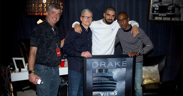 2016-09-26-drake-views-billion-streams-on-apple-music