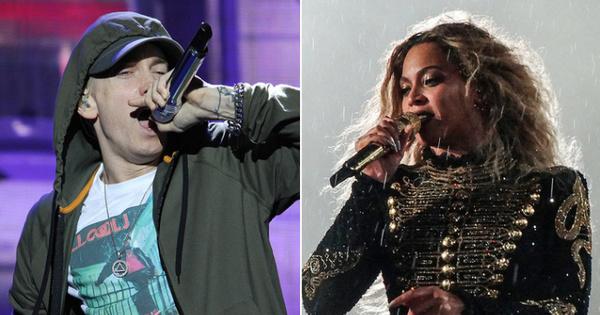 "Eminem & Beyoncé ""Walk On Water"": Listen Now Pic"