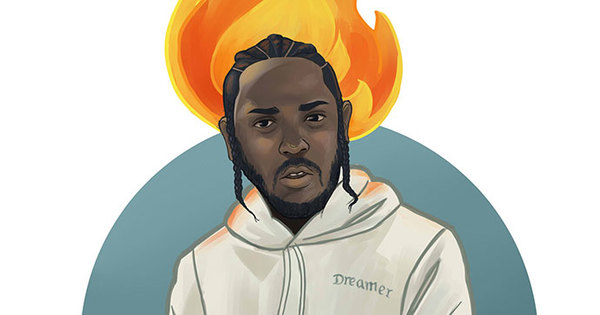 """rooz [Feature] How """"HUMBLE."""" Became Kendrick Lamar's Biggest Single So Far image"""