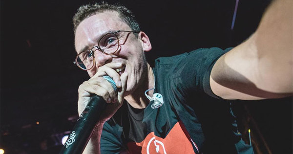 "Logic's ""1-800-273-8255"" Single Has Had a Profound Effect on Suicide Prevention Awareness Pic"