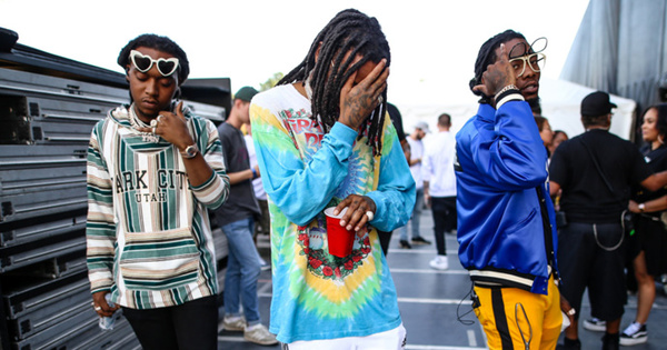 "[Feature] Migos Spent No More Than ""45 Minutes"" Per Song on"
