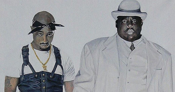 The Notorious B I G Tupac Shakur Amp The Dark Side Of