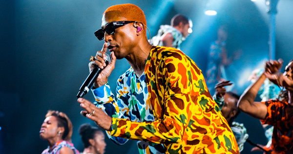 Pharrell Can't Believe Anyone Still Gives a Shit About His Music Pic