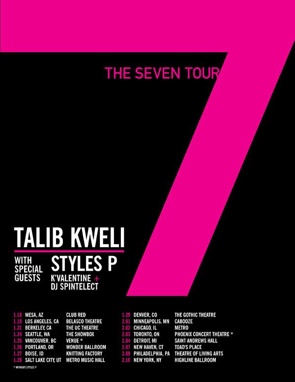 Talib Tour