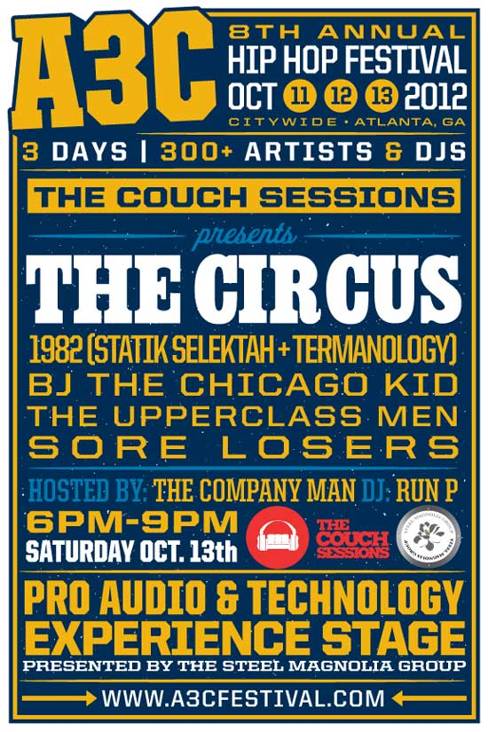 A3C The Circus Showcase