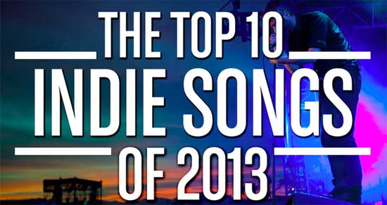 best-indie-rock-songs-2013