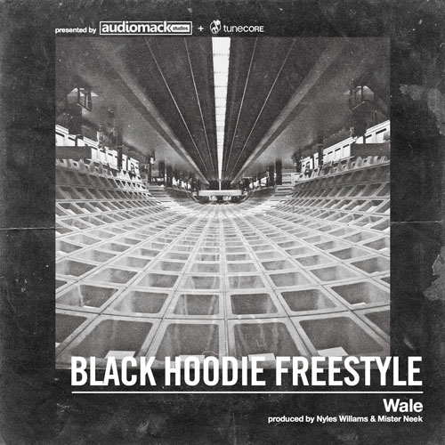 New Video: Wale - Black Hoodie Freestyle