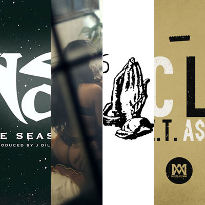 The Top Hip-Hop & R&B Downloads of 2014Playlist Cover