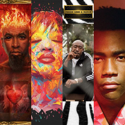 The Top Indie Hip-Hop Songs of 2014Playlist Cover