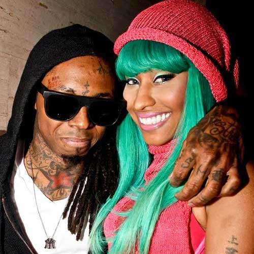 Super 15 Songs Where Nicki Minaj Out Shined The Guys Playlist Djbooth Short Hairstyles For Black Women Fulllsitofus