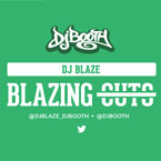 DJ Blaze - Blazing Cuts (September 2015)Playlist Cover