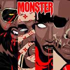 Monsters, Demons & Zombies: Hip-Hop Halloween Playlist Image