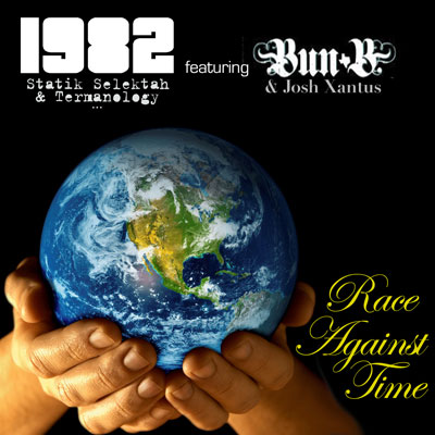Race Against Time Cover