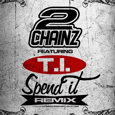 Spend It (Remix) Cover
