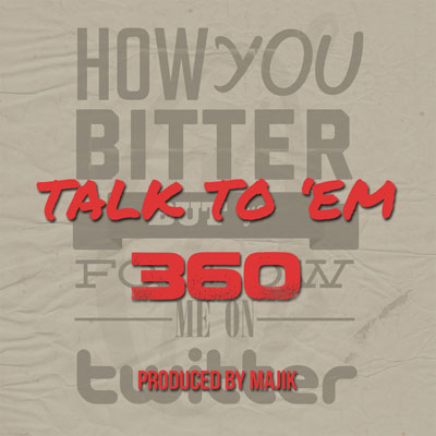 Talk To 'Em Cover
