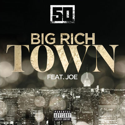 Big Rich Town Cover
