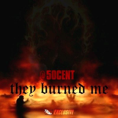 They Burned Me Cover