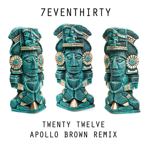 Twenty Twelve (Apollo Brown Remix) Cover