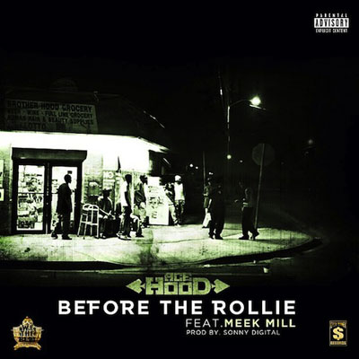 Before the Rollie Cover
