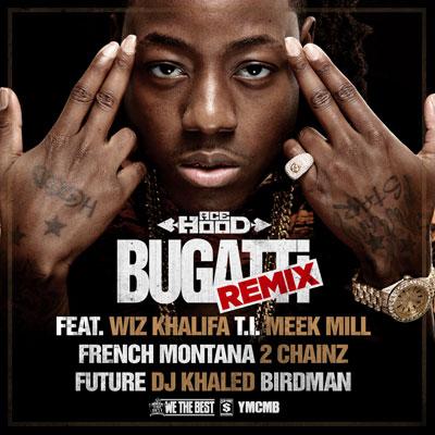 Bugatti (Remix) Cover