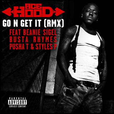 Go N Get It (Remix) Cover