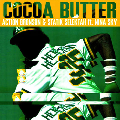 Cocoa Butter Cover