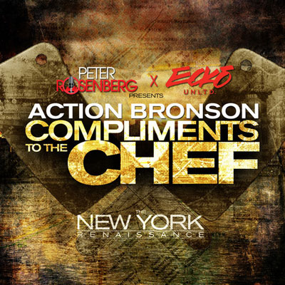 Compliments 2 The Chef Cover