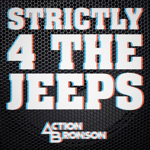Strictly 4 The Jeeps Cover