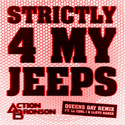 Strictly 4 My Jeeps (Remix) Cover