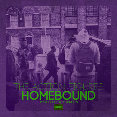 Homebound Cover